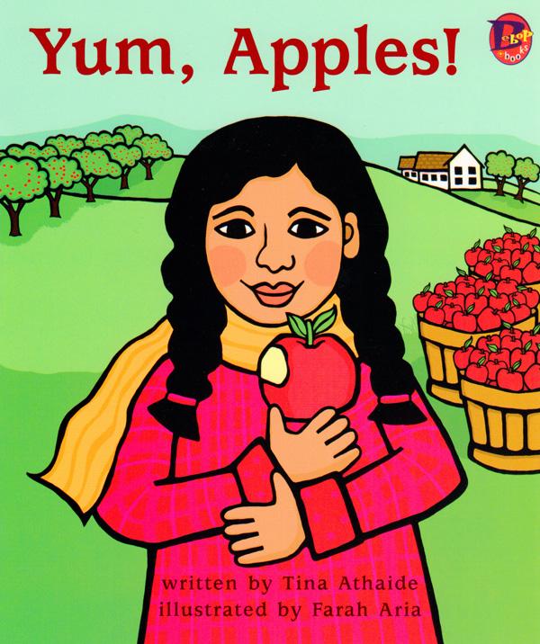 Yum apples cover web